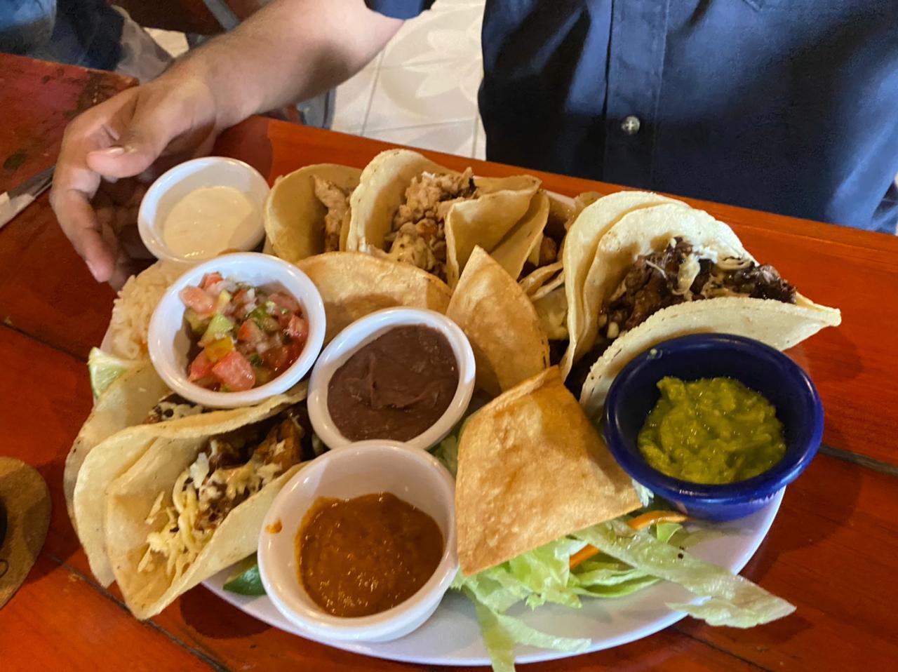 Andele Restaurante Comida Mexicana en Managua