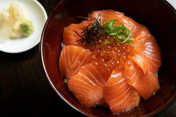 Momosan Seattle sushi bowl