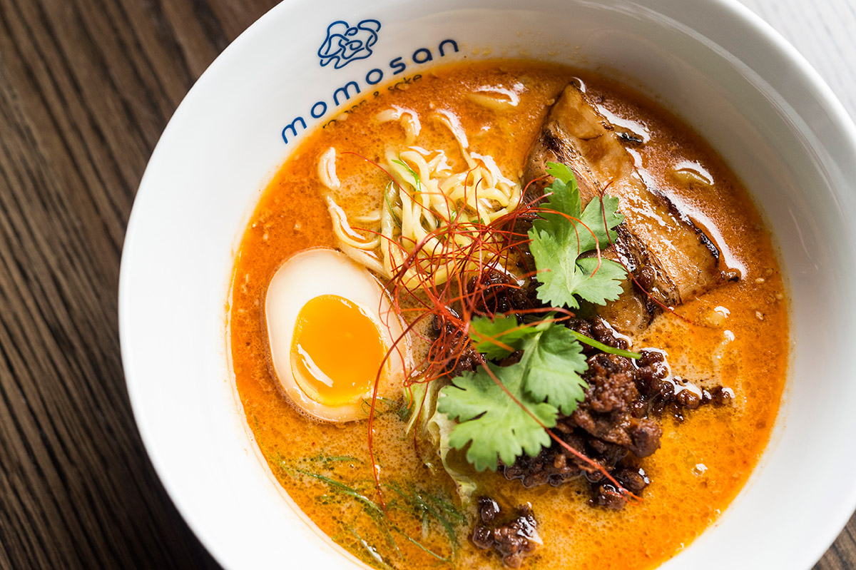 Momosan Seattle Ramen