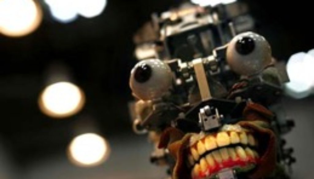 Meet the PR Robot