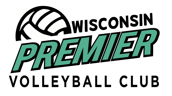 Logo for Wisconsin Premier Volleyball