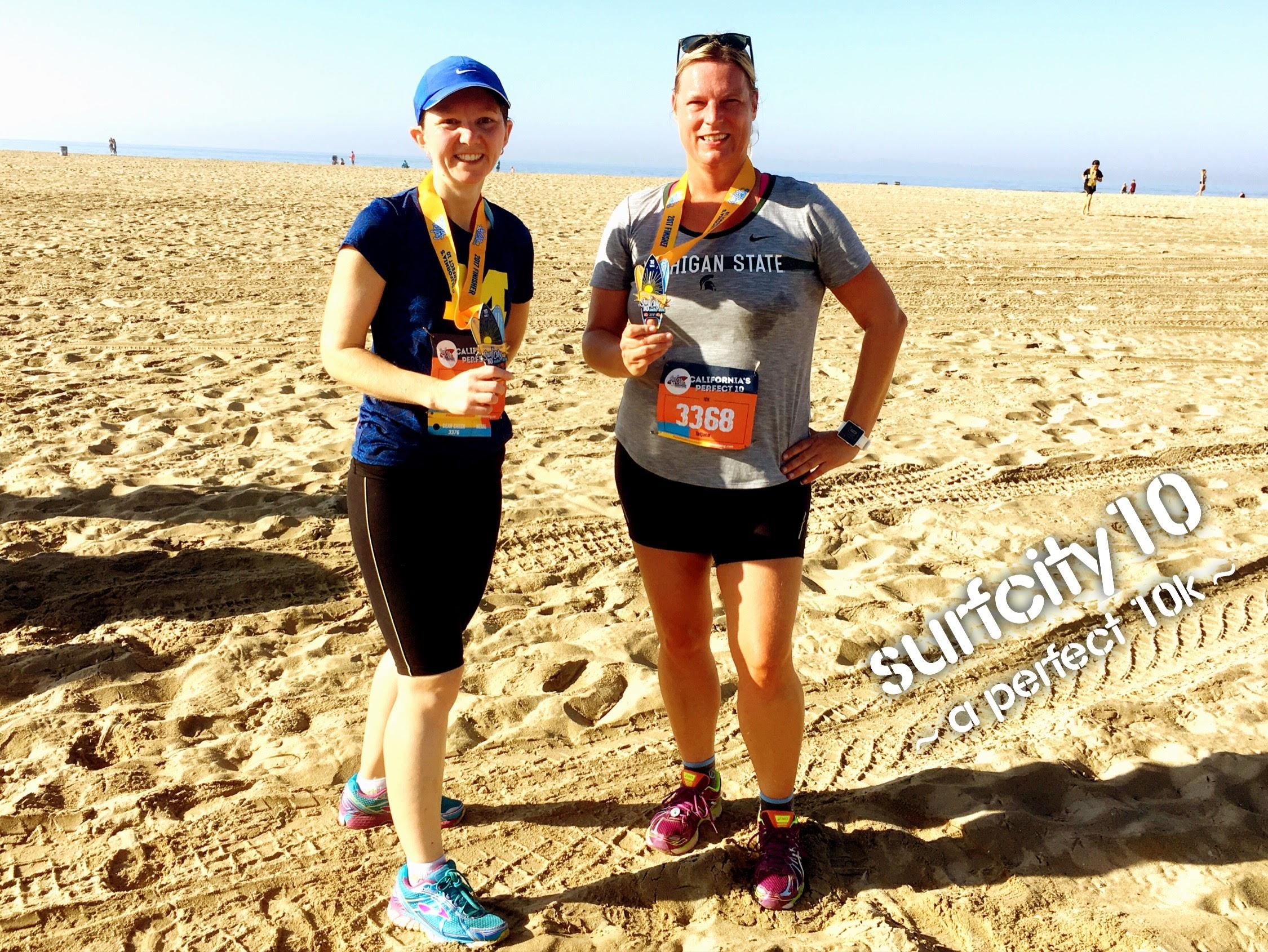 surf city10 10k race