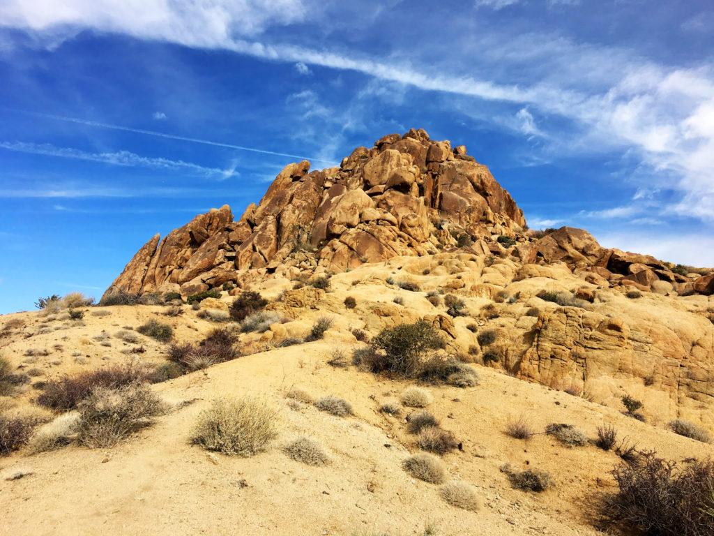 mastodon peak loop trail