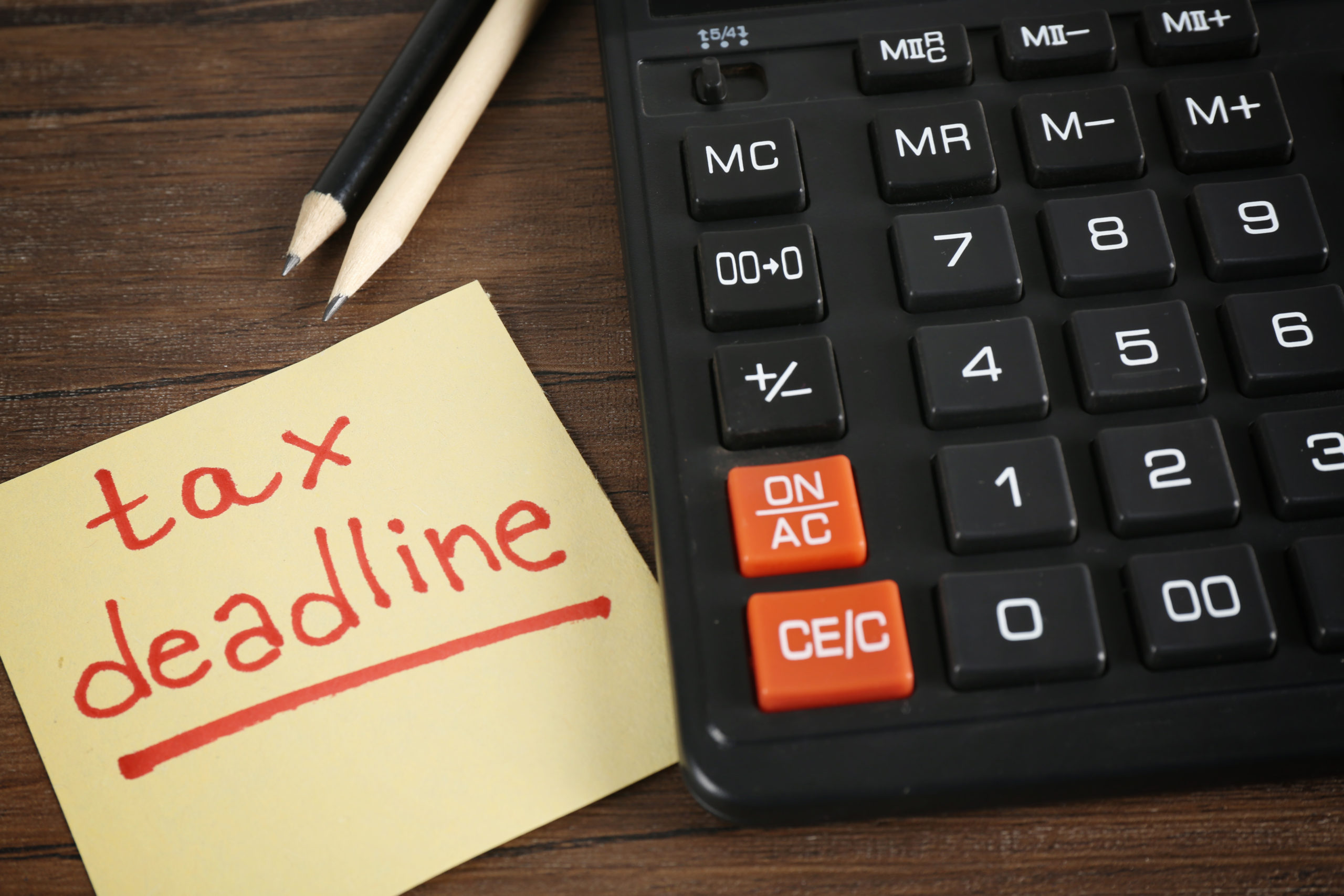 Tax Return and Payment Deadline Pushed to July 15, 2020