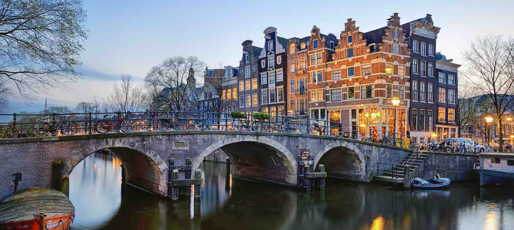 Amsterdam to Bruges