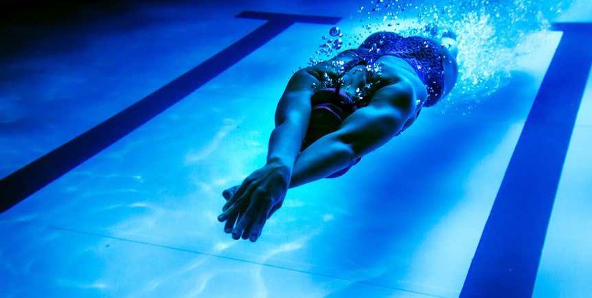 Want To Aid Recovery? Hit The Pool!