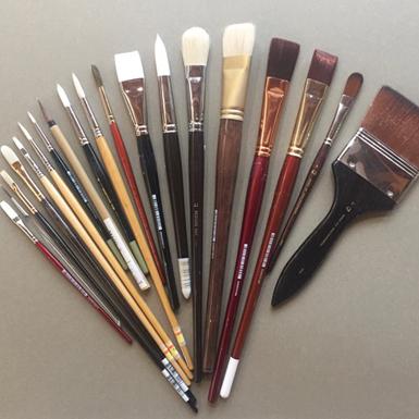 brushes - ArtCan art supplies in Canning, Nova Scotia