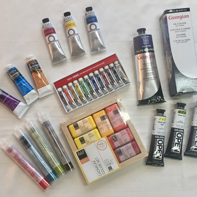 paints_and_mediums - ArtCan art supplies in Canning, Nova Scotia