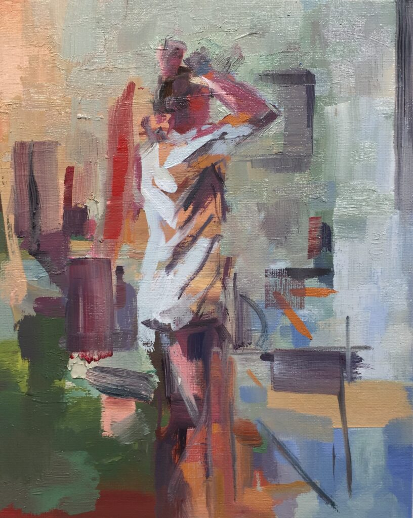 Figure study by Ron Hayes