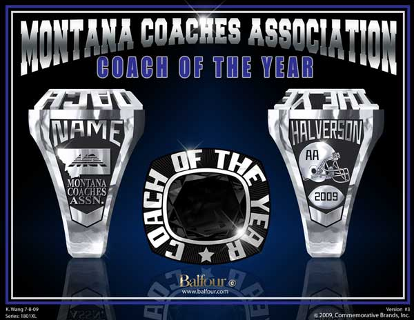 Montana coach of the year