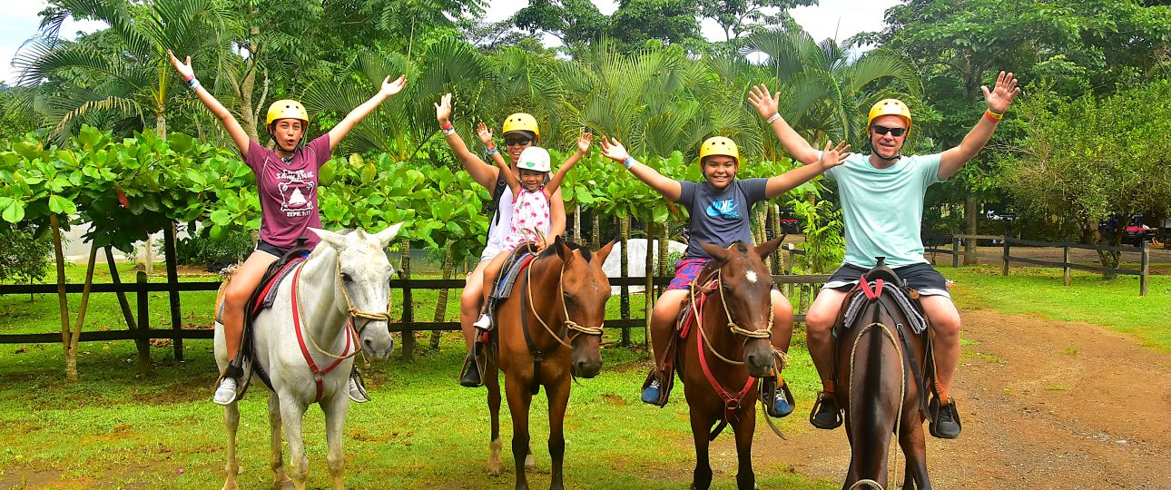 Horseback Riding tour and Waterfalls