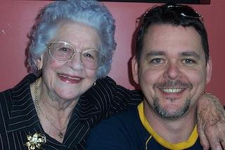 Nanna Brown and I