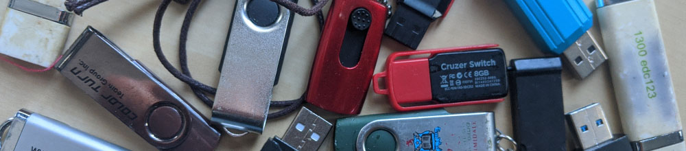 Memory Stick Collection