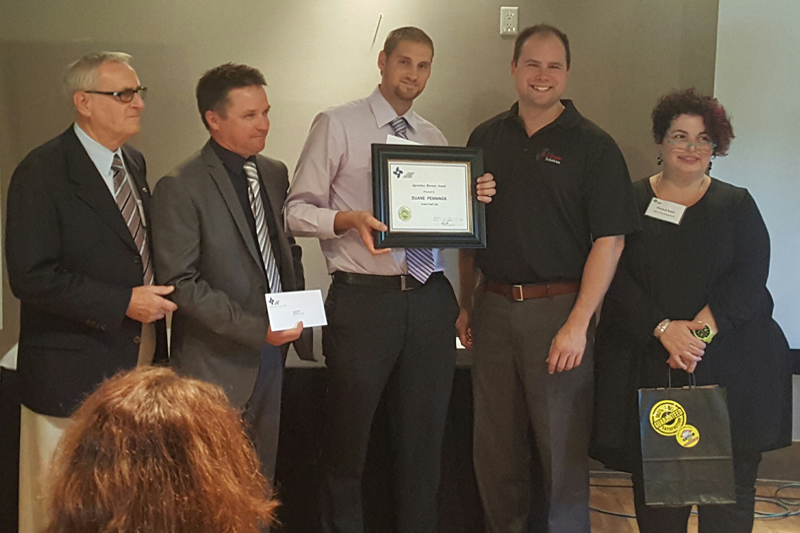 CTMA Apprenticeship Awarded