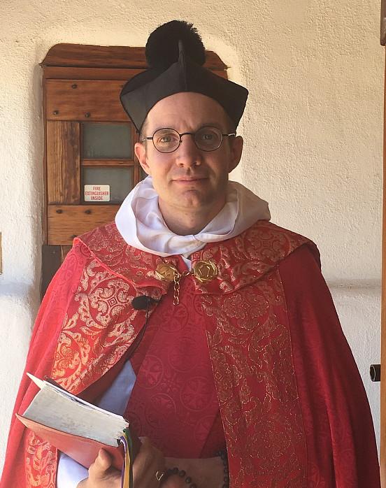 The Rev. Ben Garren