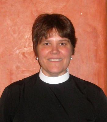 The Reverend Dr. Clare Yarborough - School Chaplain