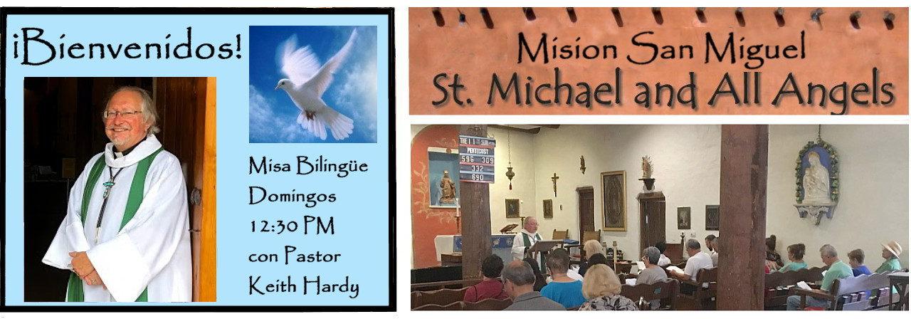 Bienvenidos a Iglesia San Miguel!