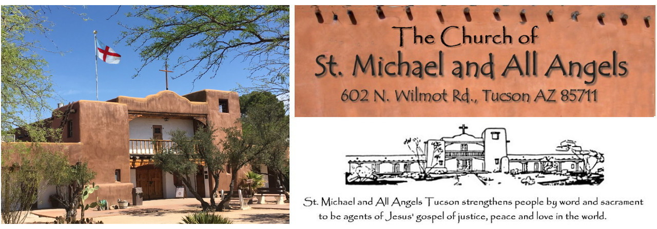 The Church of St. Michael and All Angels, 602 N Wilmot Rd, tucson AZ 85711