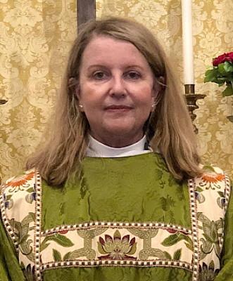 The Rev. Deacon Cathleen Carlisle
