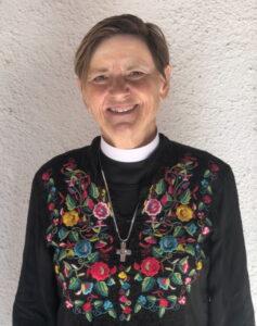 The Rev. Janet Wheelock