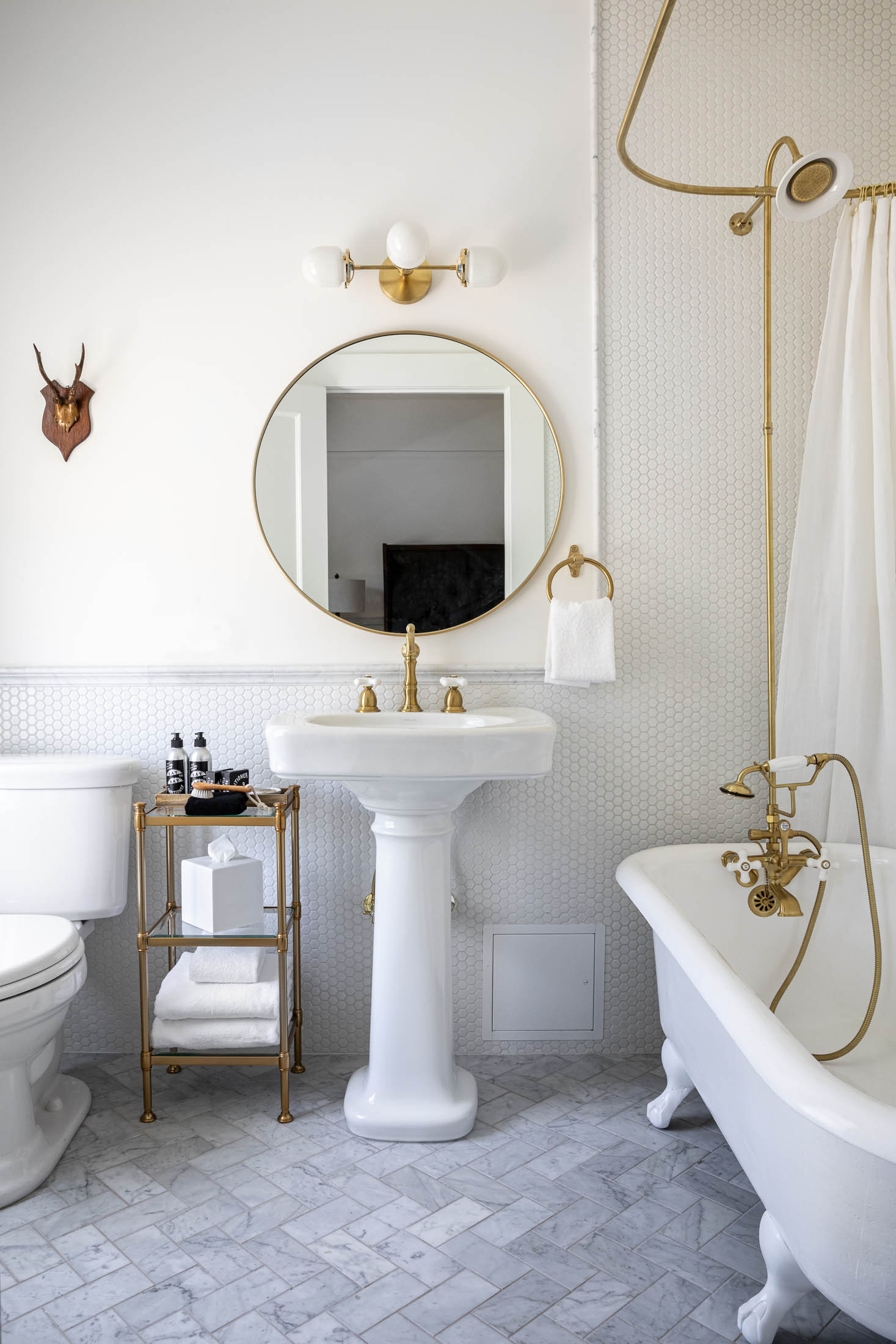 Purcell House Bathroom