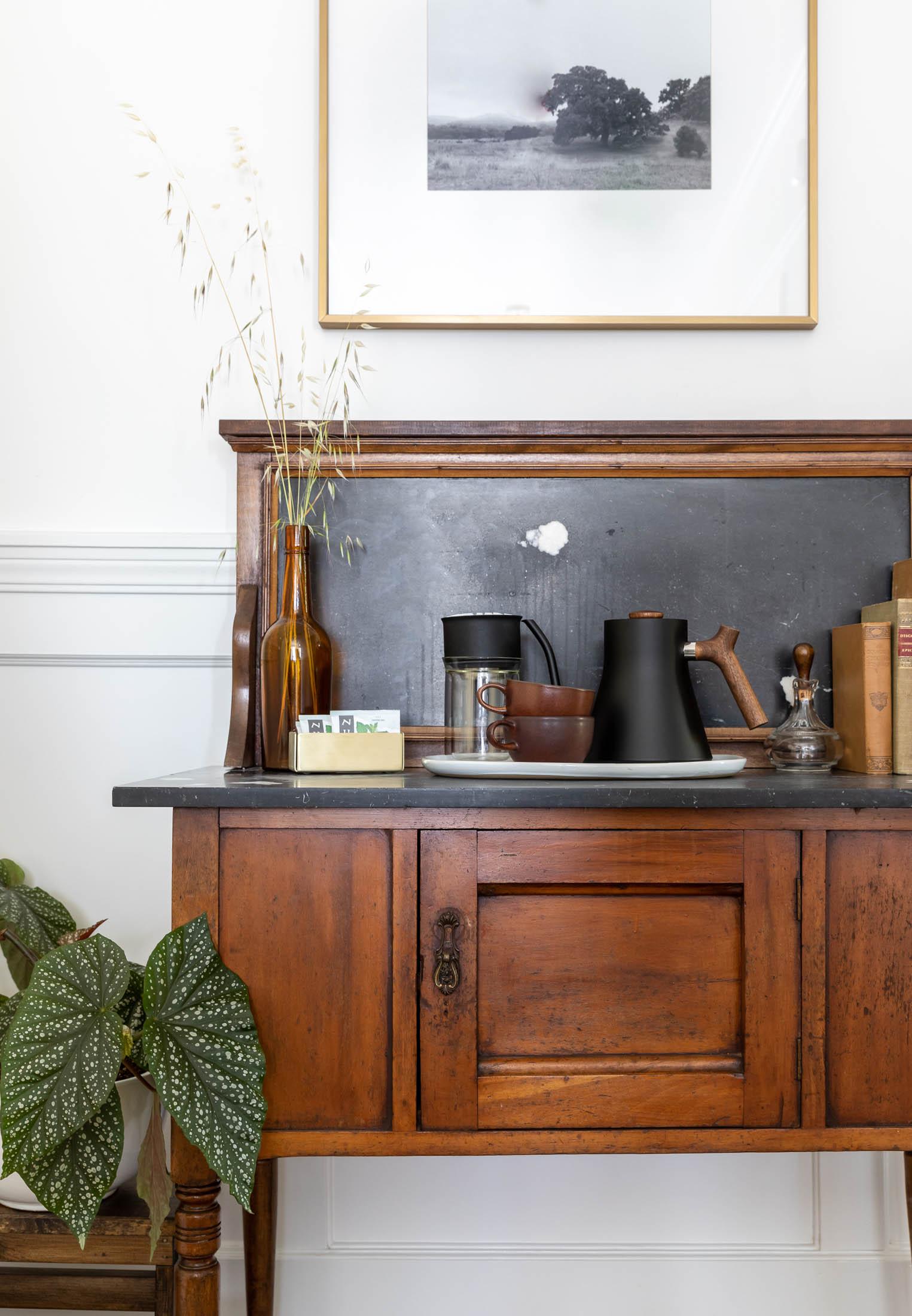 Purcell House Coffee Setup