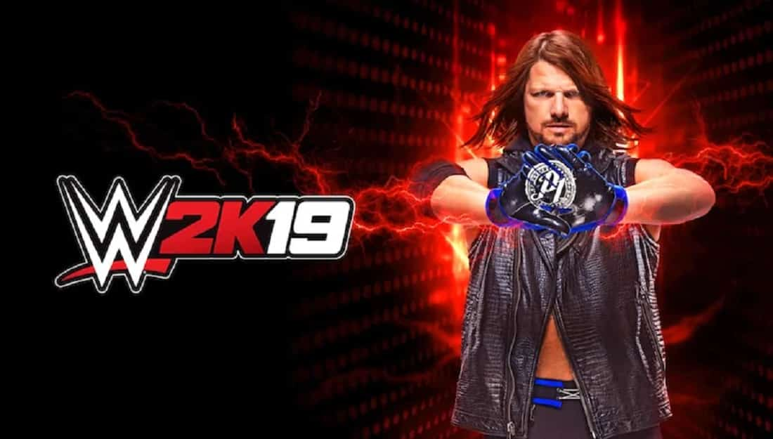 WWE 19