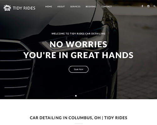 Tidy Rides Car Detailing