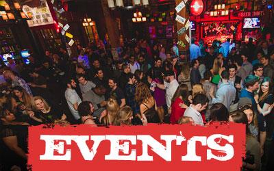 Dixie Tavern Events