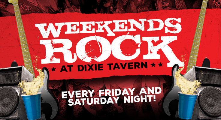 Dixie Tavern – Portland, Oregon's Rock & Roll Tavern – Dixie Tavern