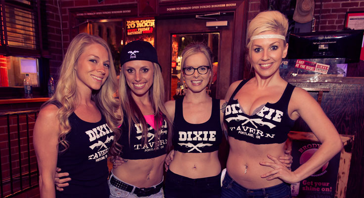 Employment Opportunities at The Dixie Tavern - Portland's Rock Bar