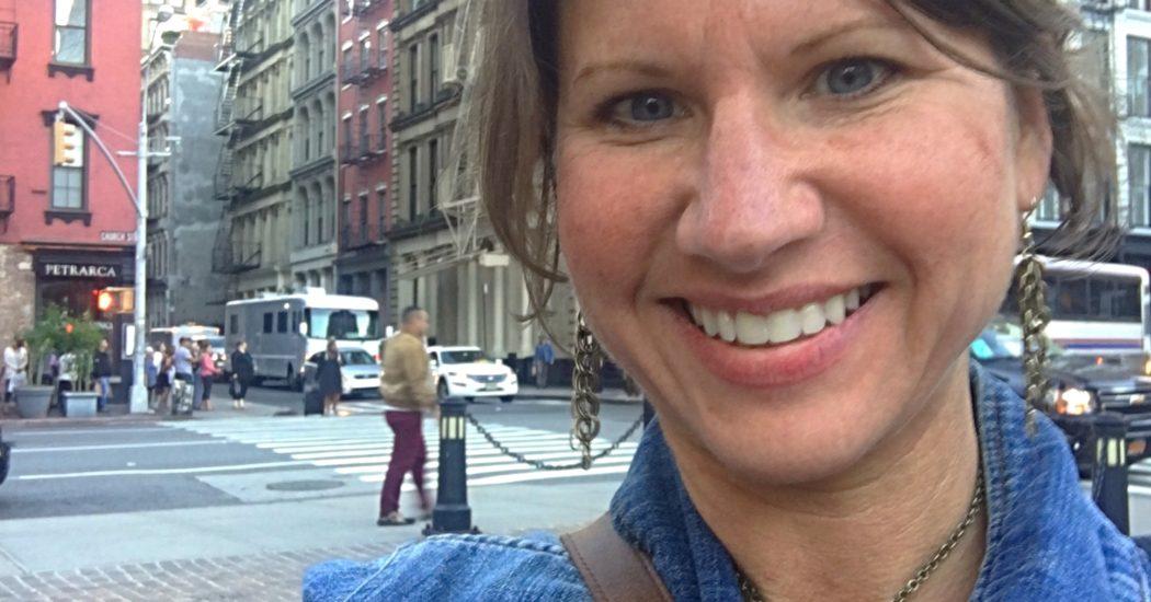 Trina Felber, skincare expert