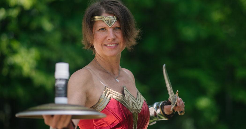 Feel like Wonder Woman: Super Power Your Skin in 3 Simple Steps
