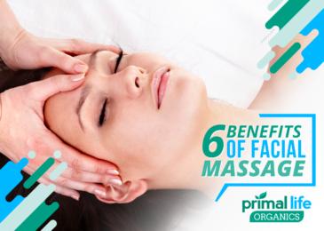6 Benefits of Facial Massage