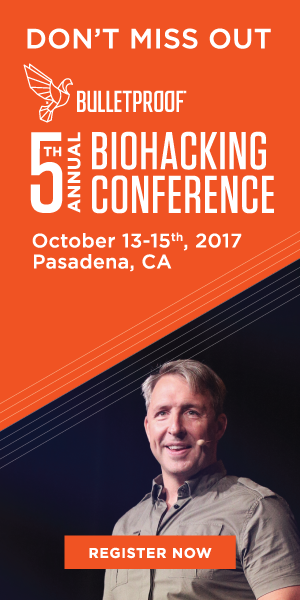 Buy your tickets to the 5th Annual Biohacking Conference