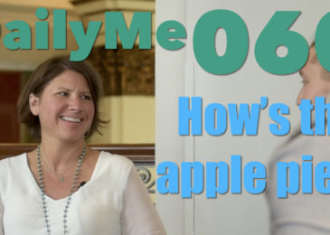 How's the apple pie? | DailyMe Episode 060