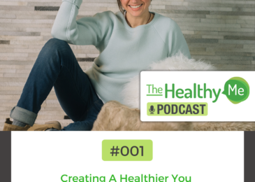 Creating A Healthier You | The Healthy Me Podcast Episode 001