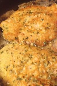 parmesan chicken 2