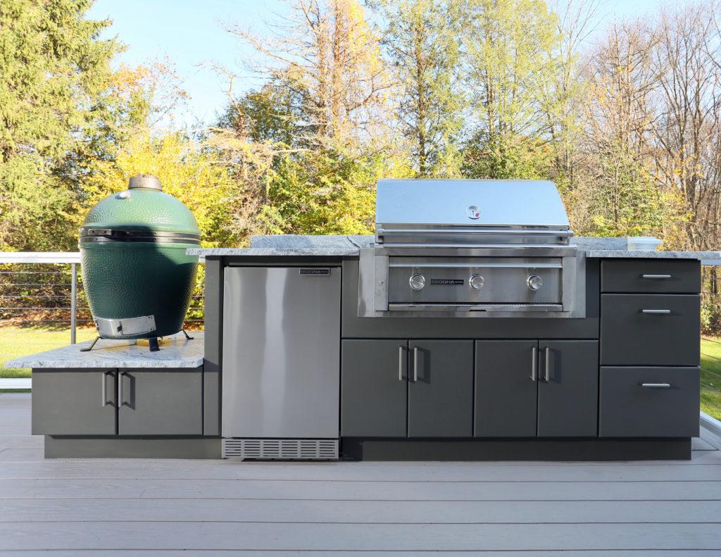 grills deck cape cod home remodel