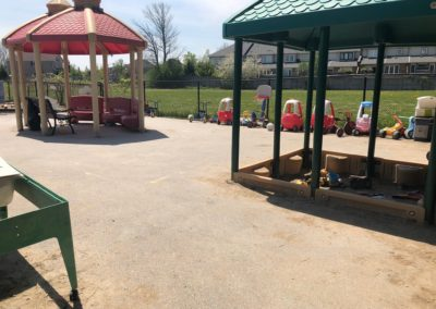Outdoor Playground Day Care Oakville