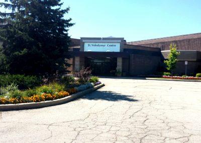 West Oakville Preschool Centre Main Entrance