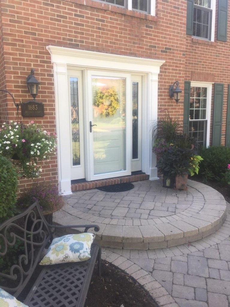 Pella Door Replacement in Wheaton