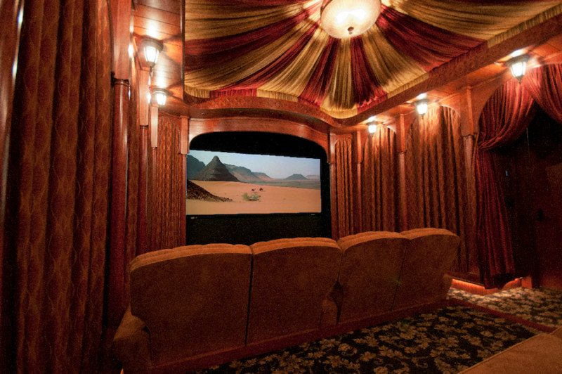5 Creative Home Theater Design Concepts Southern Cinema