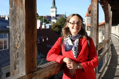Estonia Audiology Town Walls
