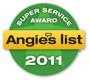 2011 Angie's List Super Service Award for Residential Painting Goes to John Neill Painting & Decorating