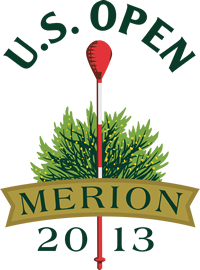 US Open 2013 at the Merion Golf Club