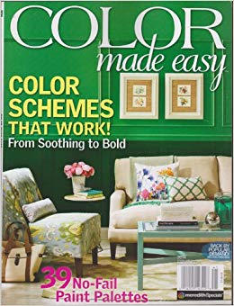 2014 Color Made Easy Magazine