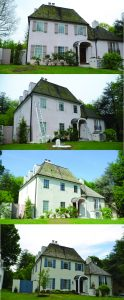 Exterior Stucco Color Change in Haverford, PA