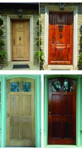 Front Door Refinishing in Philadelphia & The Main Line