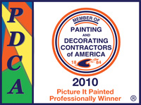 2010 Picture It Painted Professionally Winner